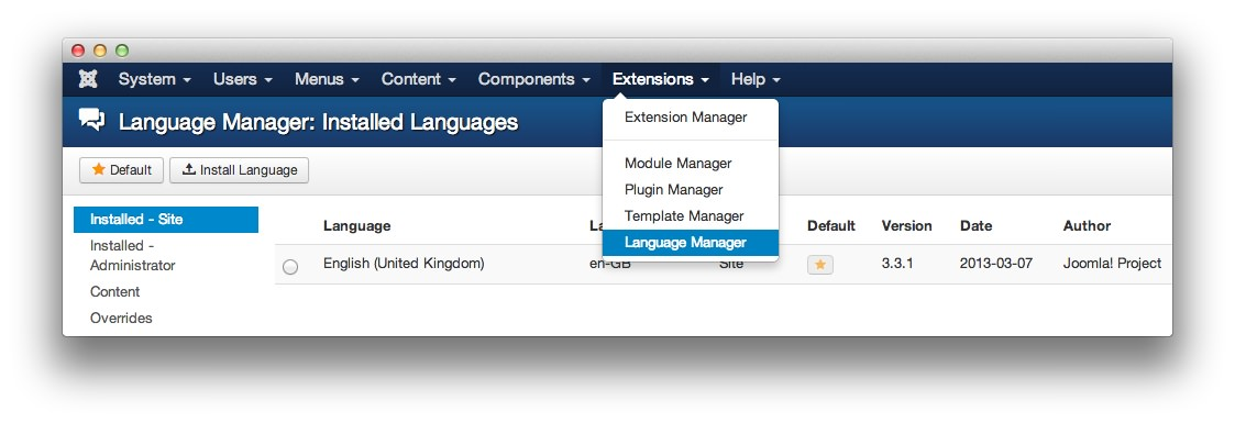 What are multilingual associations in joomla? Joomlashack.