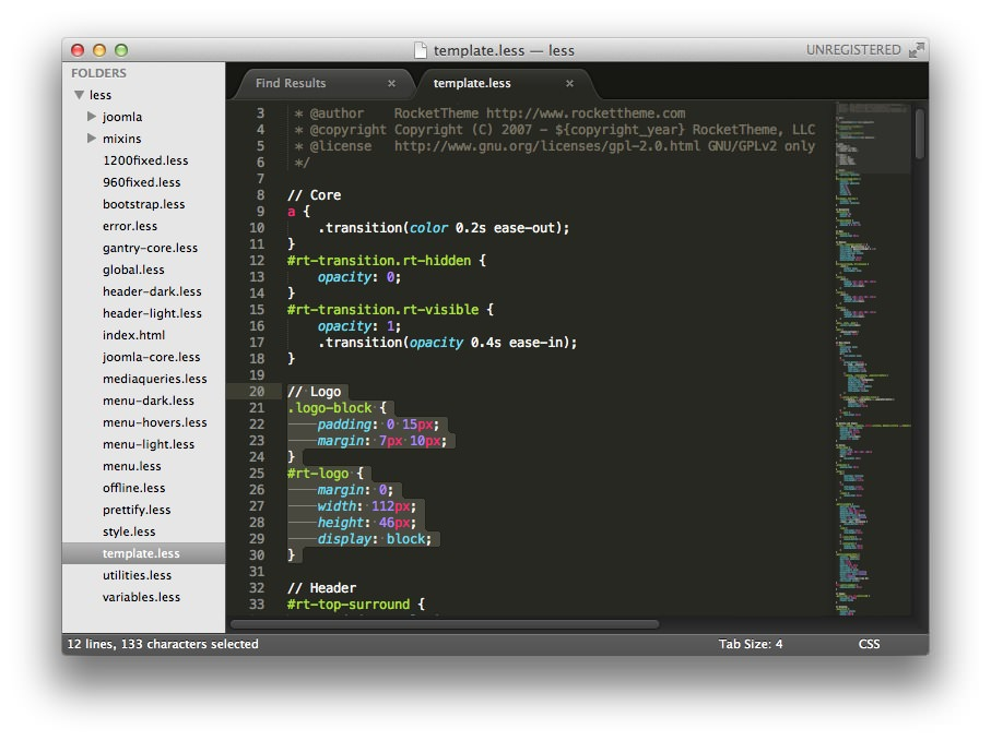 Basics: Debugging & Customizing with LESS/CSS