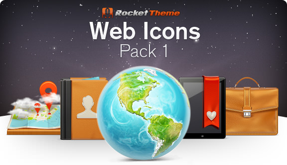 alt RocketTheme Web Icon Pack 1